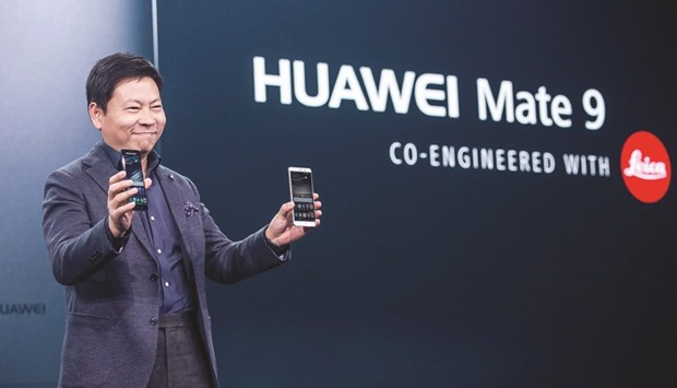 Huawei wants to take on Apple, Samsung, with the Mate 9