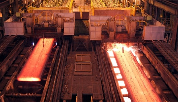 A Chinese steel firm