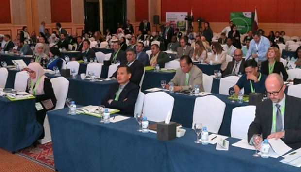 A view of the audience at the Green Expo Forum. PICTURE: Jayan Orma.