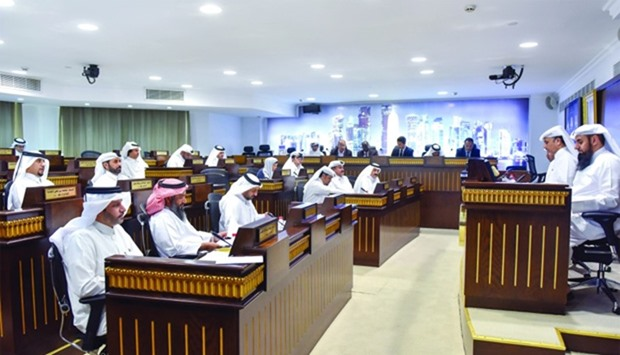The CMC session in progress. PICTURE: Noushad Thekkayil