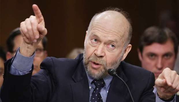 Professor James Hansen