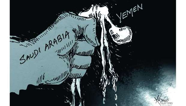 Saudi-Yemen-Cartoon Nov12
