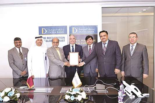 Doha Bank successfully passes surveillance audit for ISO20000-2011