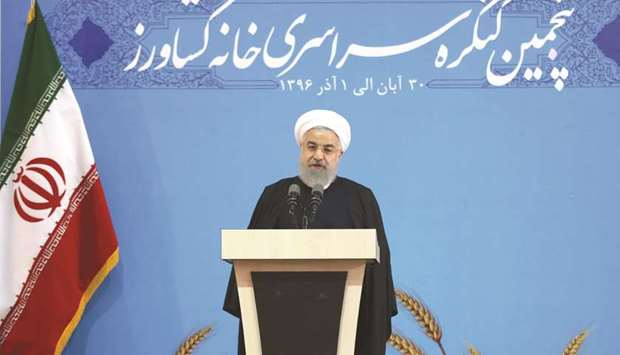 Rouhani urges France to remain 'realistic and impartial' in Mideast