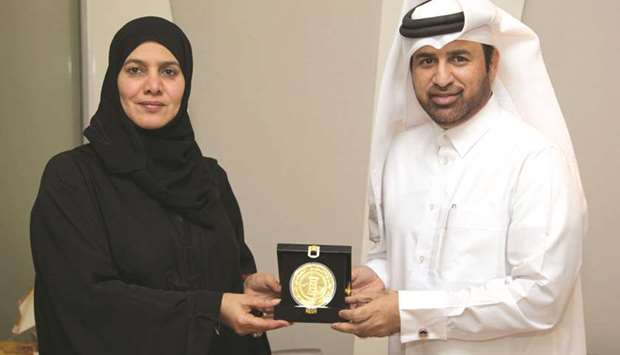 Katara awarded Medal of Excellence