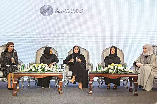 QFCA 'Empowering Women in Business' event a big success