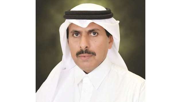 HE the Qatar Central Bank Governor Sheikh Abdulla bin Saoud al-Thani