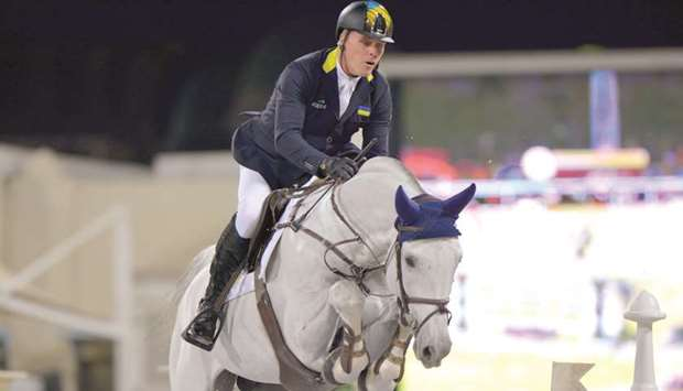 Tebbel wins Grand Prix