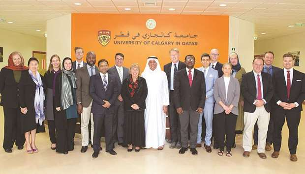 UCQ welcomes al-Attiyah to address visiting scholars