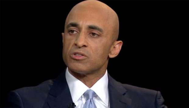 UAE ambassador to the United States Yousef al-Otaiba