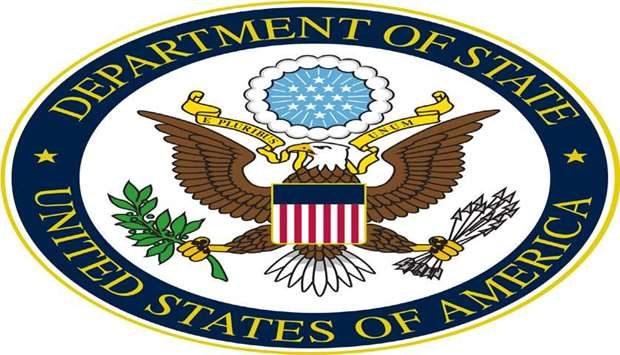 US Departments of State