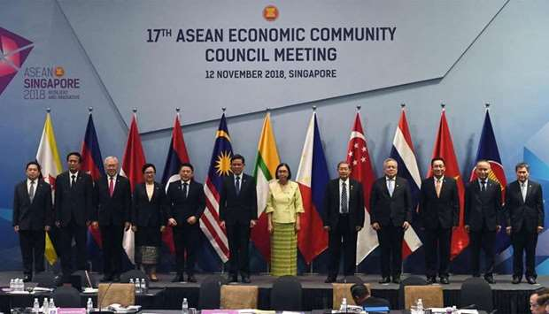 Call for open markets as world leaders gather in Singapore