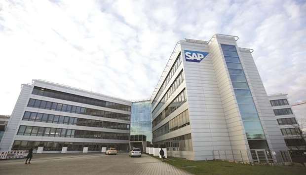 sap walldorf thesis