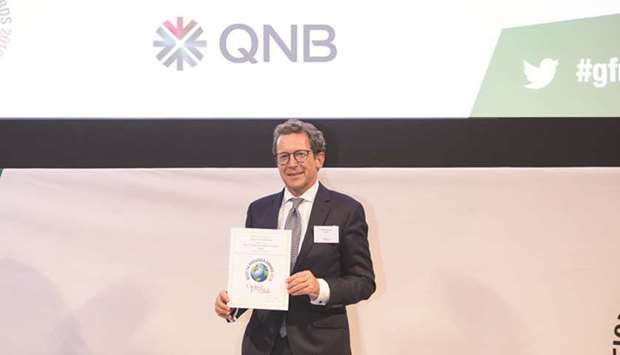 QNB wins 'Best Foreign Exchange Provider in Qatar 2019' award