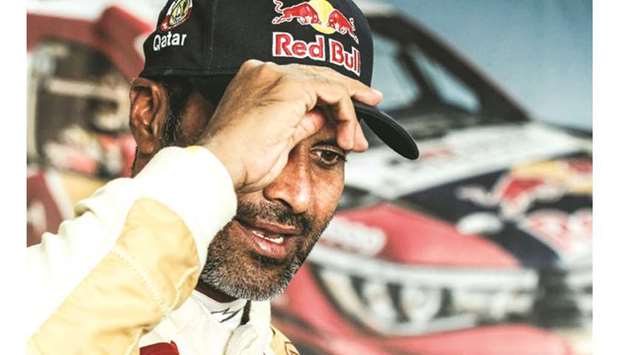 Al-Attiyah poised to end record season in style