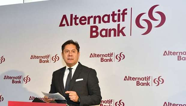 Alternatif Bank CEO Kaan Gür