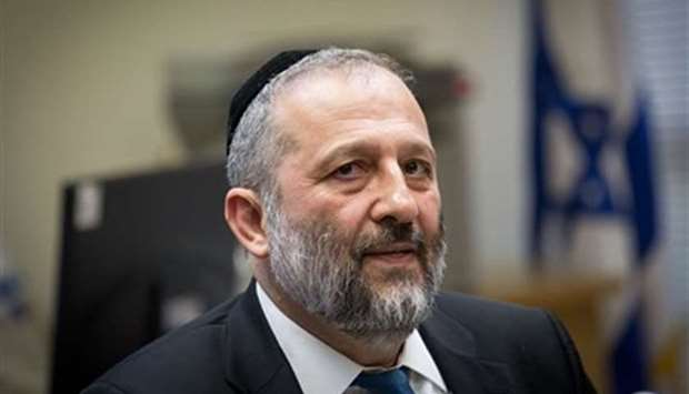Police recommend fraud indictment for Israeli minister