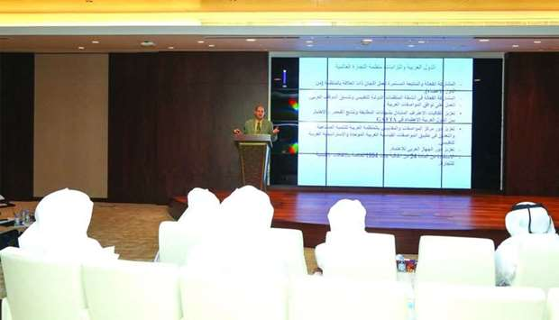 The workshop was aimed at briefing national authorities on the importance of tackling SPS measures a