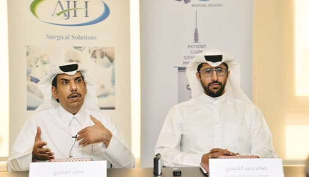 QGMD, Al-Jazira Healthcare group sign agreement for manufacturing medical devices