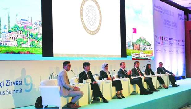 Al-Attiyah Foundation hosted world energy experts  summit