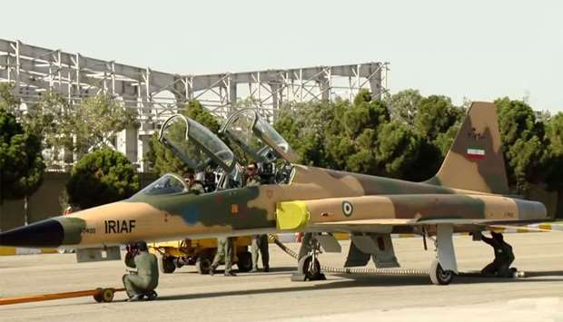 Kowsar fighter plane