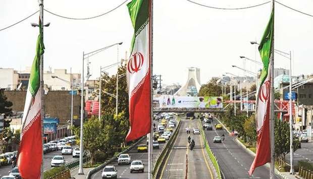 Hope fades in Iran as crippling US sanctions kick in