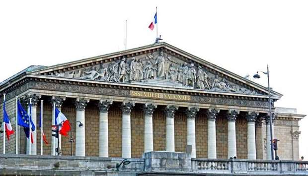 French parliament
