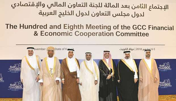 Al-Emadi attends GCC Financial and Economic Co-operation Committee meeting in Kuwait