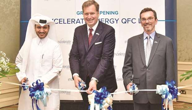 US-based LNG firm Excelerate Energy opens office in Doha