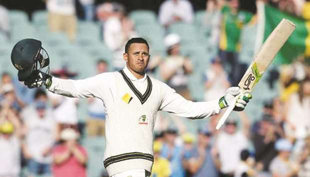 Sydney: Usman Khawaja's comeback from surgery on his knee is ahead of schedule with the opener confi