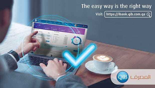 QIB redefines banking habits with its latest Internet Banking platform