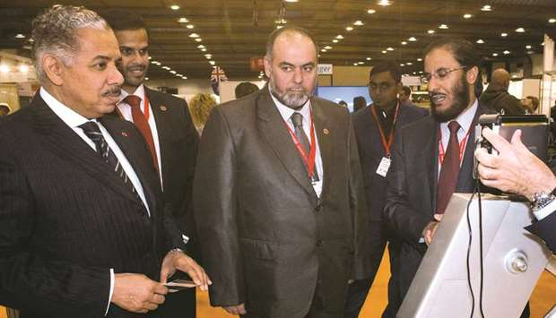 Dignitaries at AidEX 2019.