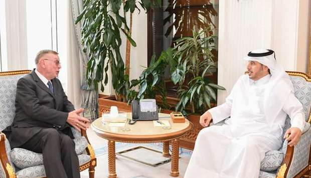 PM meets top UN official