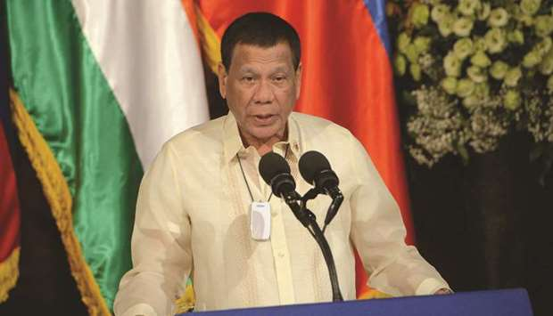 Rodrigo Duterte: health concerns