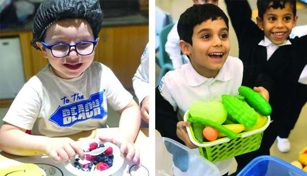 The Smart Start Campaign promotes a physical and psychologically healthy environment.
