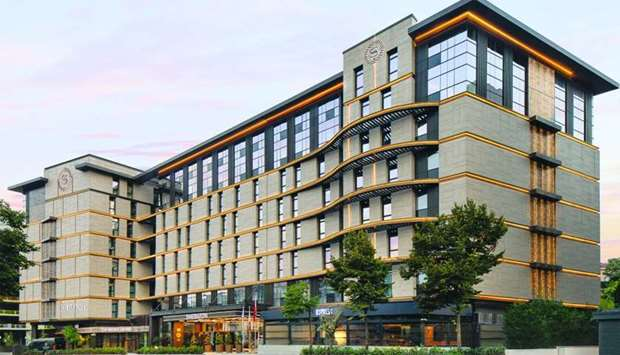 The Sheraton Istanbul City Center Hotel is ARTIC's latest addition to its growing investment portfol