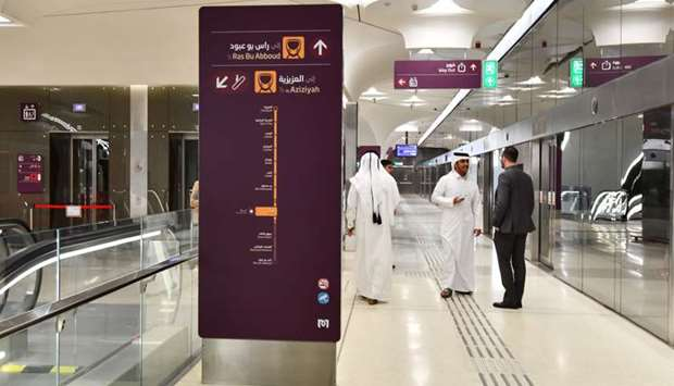 Qatar Rail launches preview service for the Doha Metro Gold Line