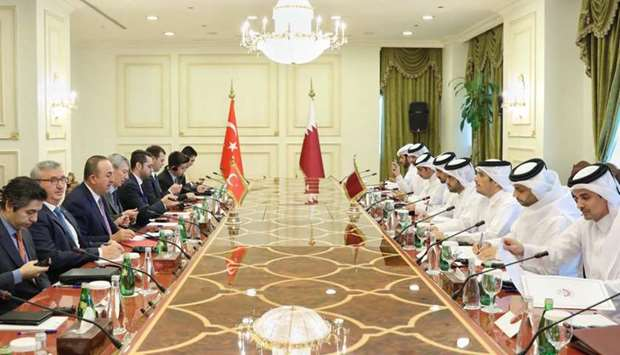 Qatar-Turkey 'committee' bid to better co-operation