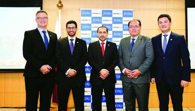 The QFC-Japan roadshow has showcased the increasing business potential in Qatar