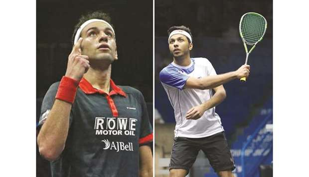 After missing  out on two world titles in Doha, Mohamed ElShorbagy is keen to make amends this time.