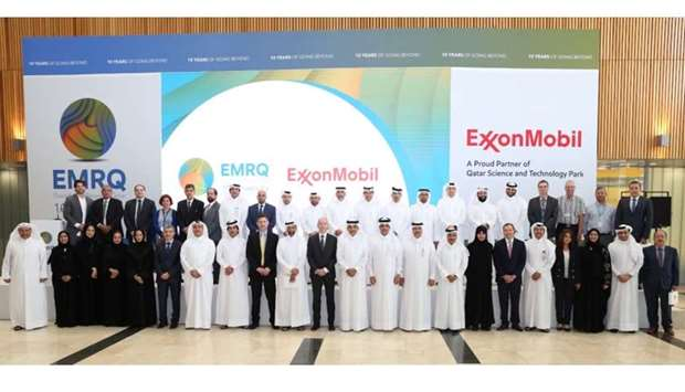 ExxonMobil Research Qatar celebrates 10th anniversary