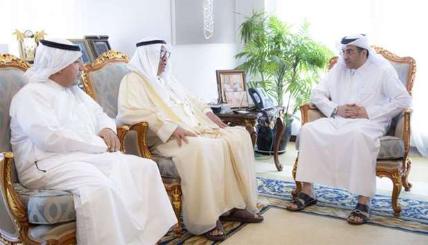 Qatar, Kuwait to boost joint cooperation in Human Rights field