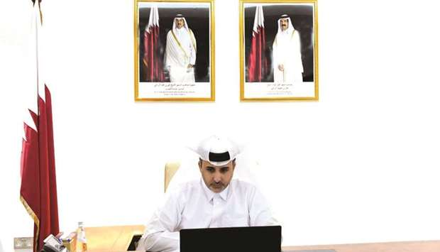Municipality minister attends GCC meeting