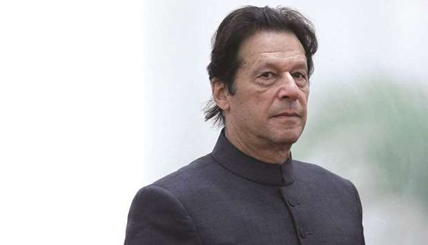 COMING CLEAN: Imran Khan has no offshore account.