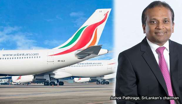 During the 2019/20 financial year, more than 235,000 passengers were carried in SriLankan Airlines (