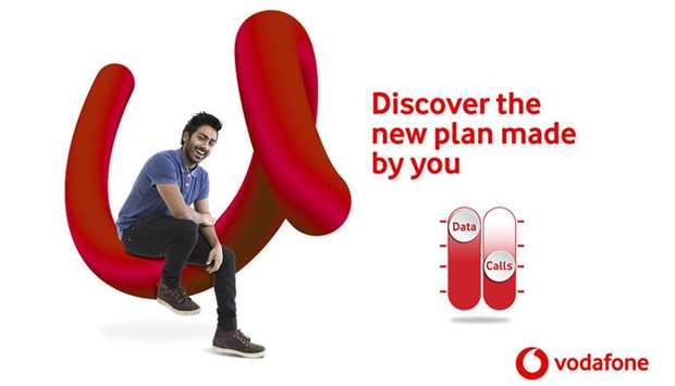 Designed just for you, Vodafone U-Plans are big on data and benefits!
