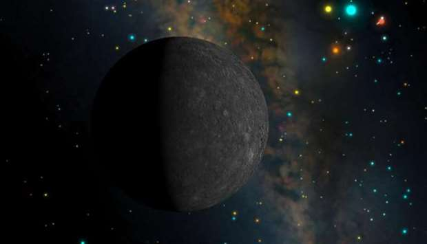 Mercury reaches its aphelion point (farthest point from the Sun) once every 88 days, and the last su