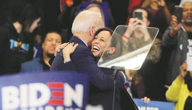 CONCLUSION: The highest voter turnout for the Biden-Harris ticket in half a century is a reinforceme