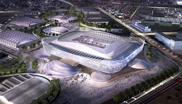 Al Rayyan Stadium will host seven matches up to the round of 16 stage during Qatar 2022.