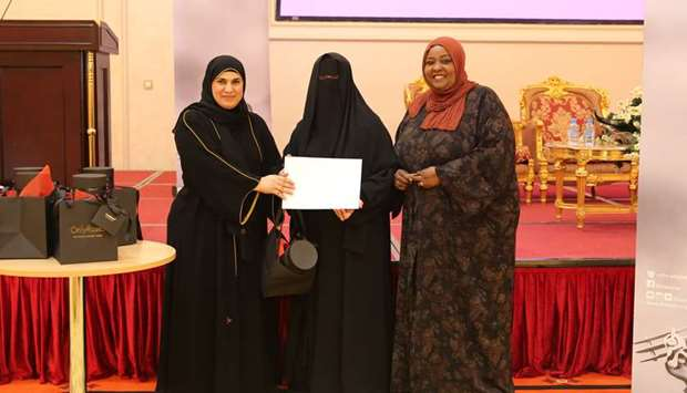 Dreama organised an event to honour foster mothers.